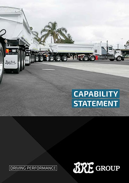 Bruce Rock Engineering - Capability Statement