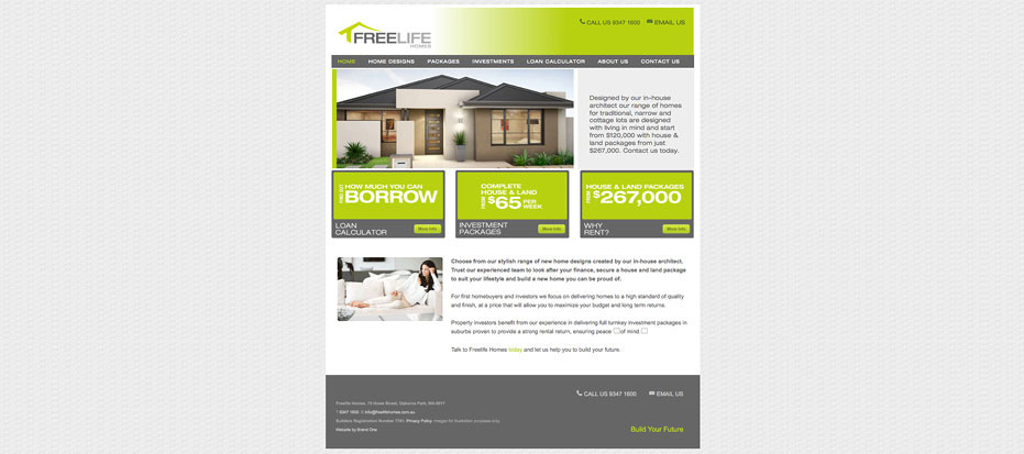 Freelife Homes